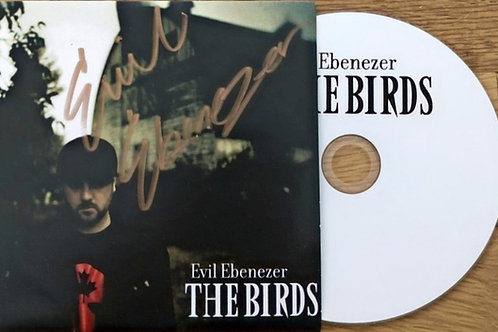 "The Birds ""Signed"" Hardcopy"