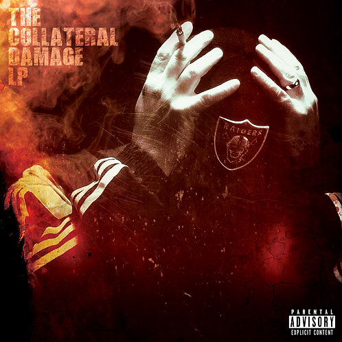 """Collateral Damage """"Signed"""" Hardcopy"""