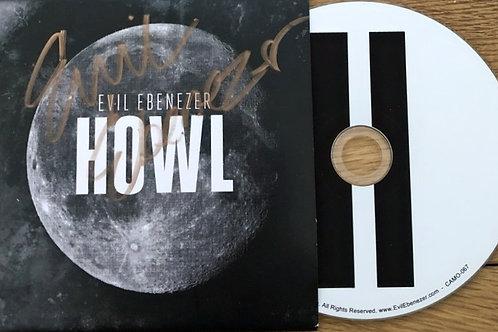"Howl ""Signed"" Hardcopy"