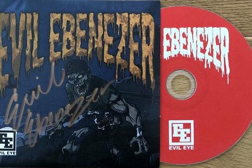 "Evil Eye ""Signed"" Hardcopy"