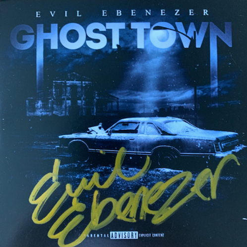 "Ghost Town ""Signed"" Hardcopy"