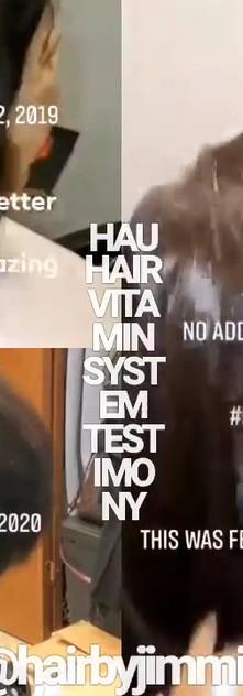 Hau Hair Vitamin Treatment Testimonial.mp4