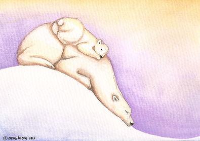 Maternity,_Ursus_Marítimus_©Silvia_Bjorg