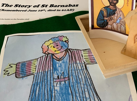 In Search of St. Barnabas