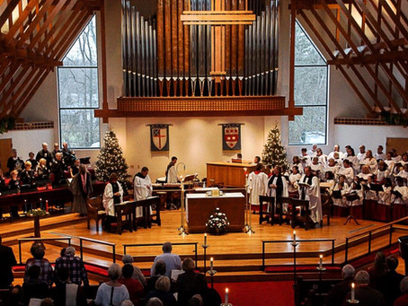 Save the Date—Lessons and Carols
