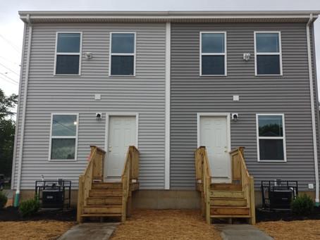 Habitat and Eastside Coalition Dedicate a New Home