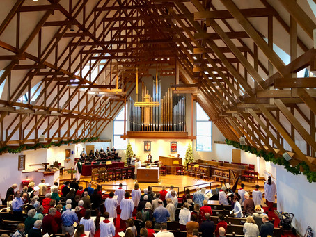 Christmas Festival of Lessons & Carols