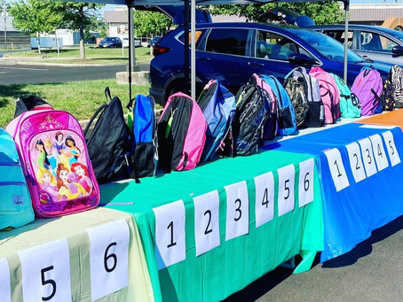 OGB School Supply Giveaway