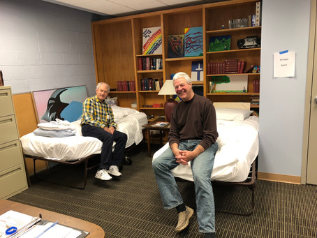 Interfaith Hospitality Network Spreads Care and Love with St. Barnabas' Support