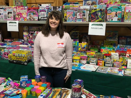 Operation Give Back Holiday Store Brings People Together