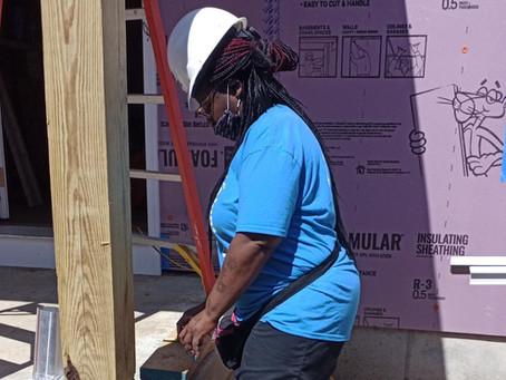 Habitat Duplex Making Good Progress