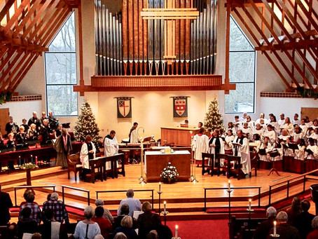 Christmas Festival of Nine Lessons & Carols