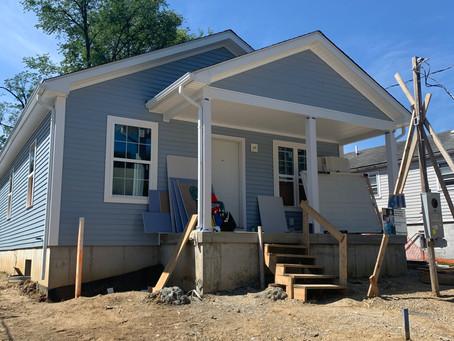 Habitat Still Building Houses, Pandemic Notwithstanding