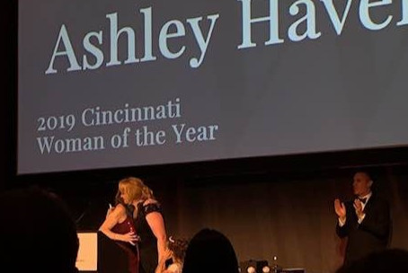 Ashley Havera Named Woman of the Year