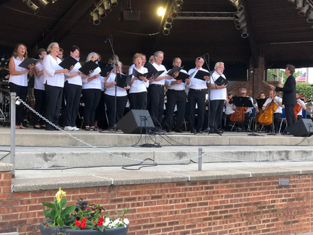 St. Barnabas Choir Joins BAMSO