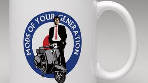 MODS OF YOUR GENERATION PREMIUM MUG