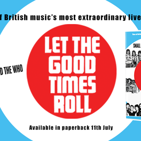 Mods Of Your Generation Interview - Kenney Jones-'Let the Good times Roll'