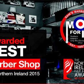 Mods Of Your Generation Interview - Belfast Mod - Sam Arthur - Sam's Barber Shop