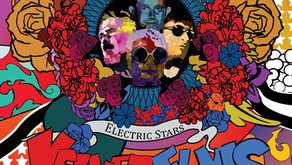 The Electric Stars New Album Velvet Elvis:The only lover left alive Review & Interview