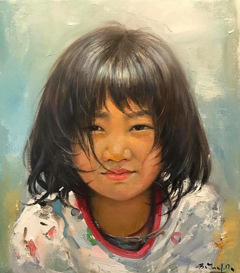 LITTLE GIRL III