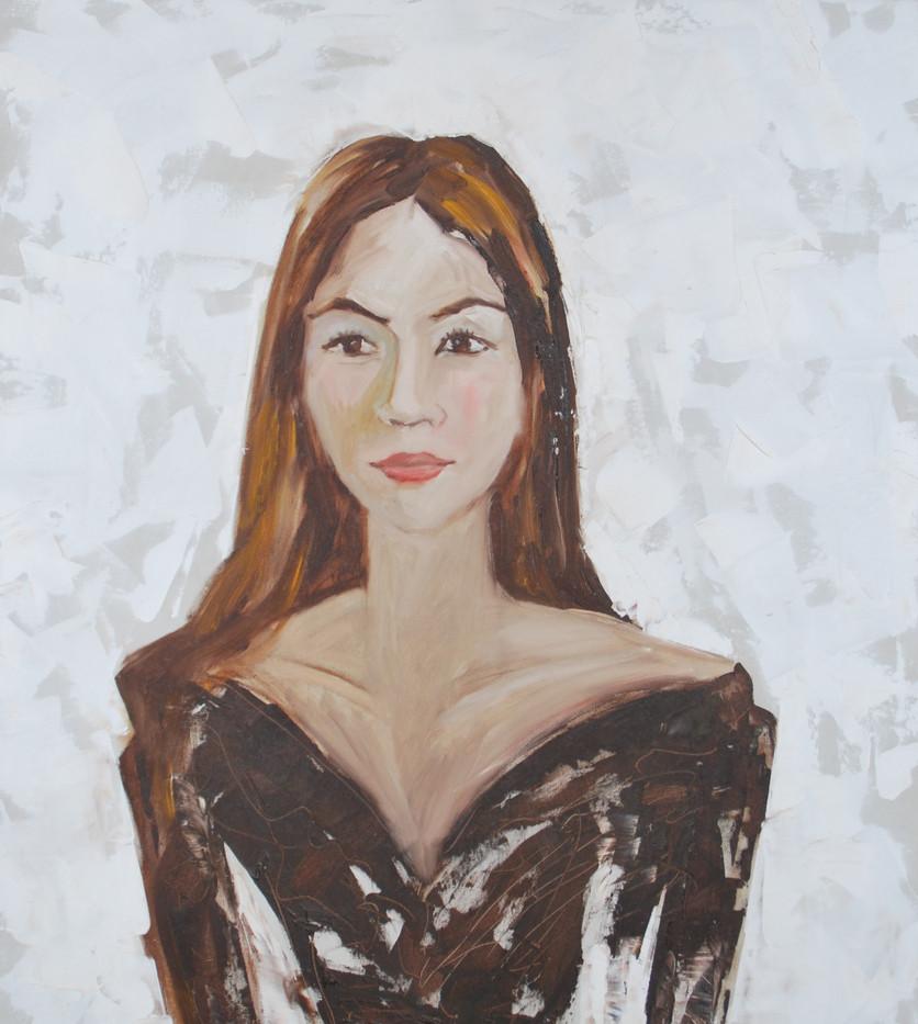 A LADY PORTRAIT