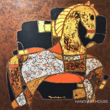 FESTIVAL HORSE