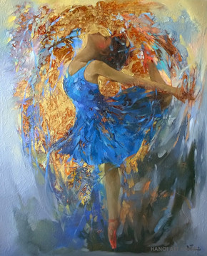 The Dance of Colours
