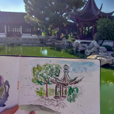 Chinese Garden of Serenity, Malta