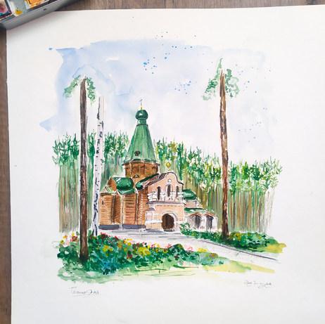 Ganina Yama, Russia
