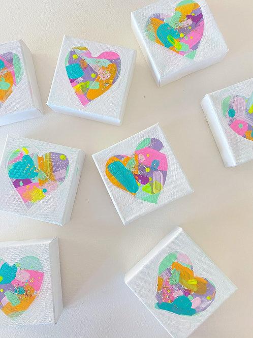 Heart Minis