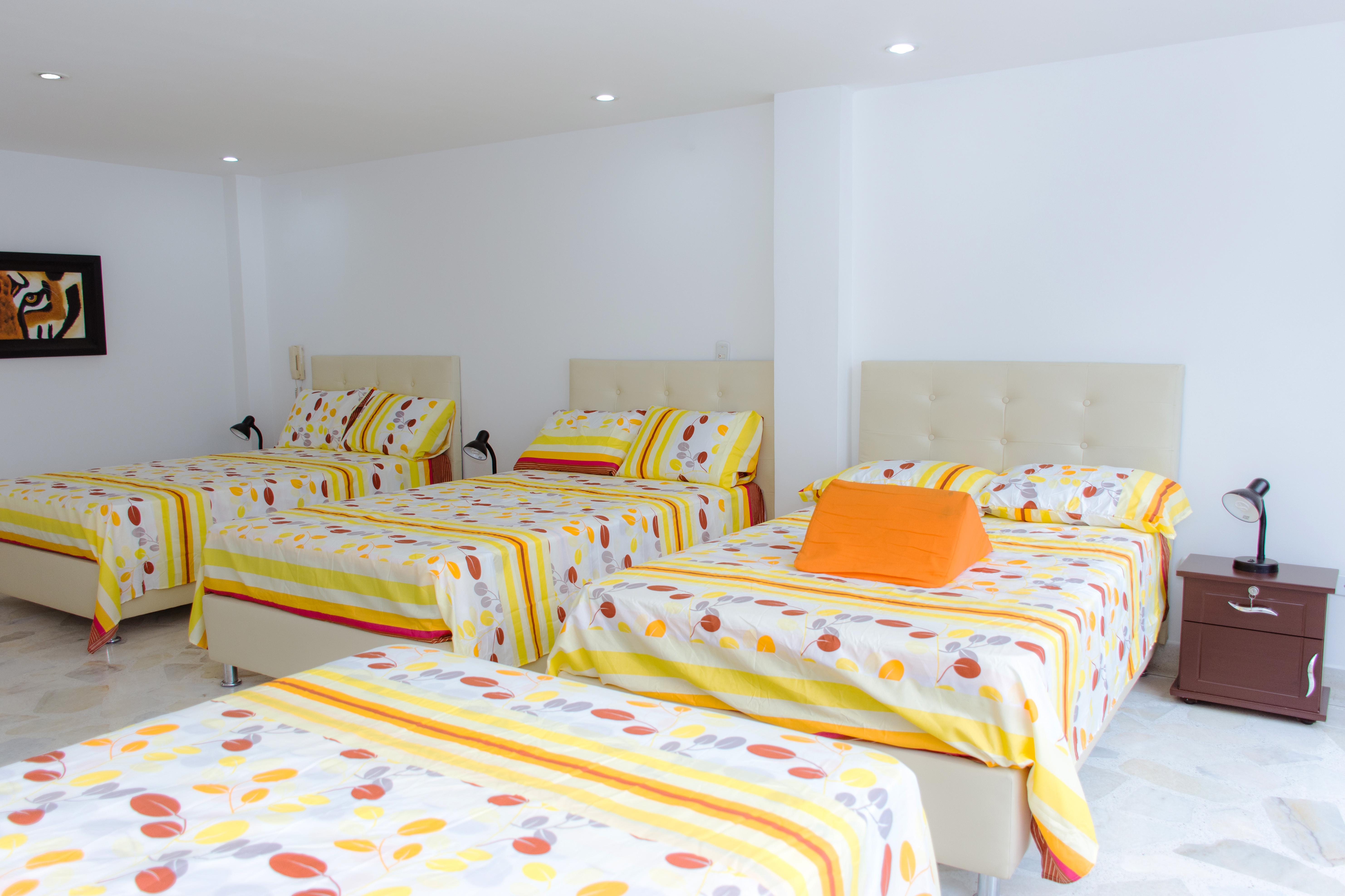 cuadruple room