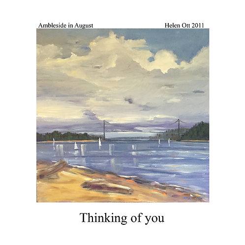 sympathy (thinking of you) - Ambleside (Helen Ott)