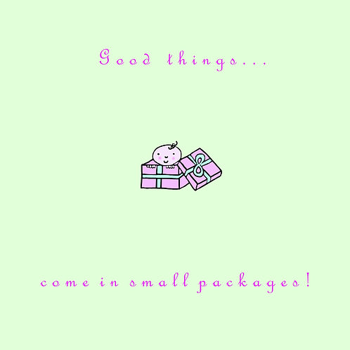 baby - small packages