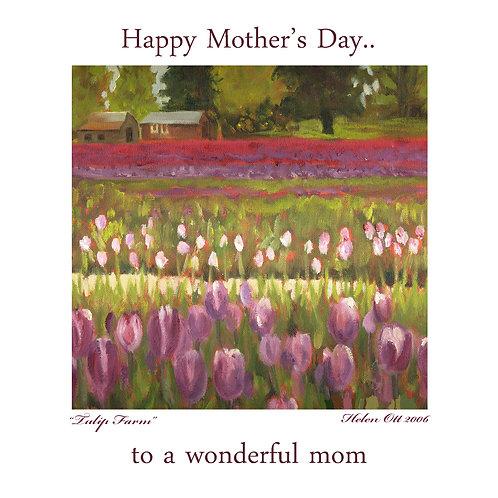 mother's day - kelowna tulips (Helen Ott)