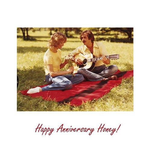 Ann. to spouse - 70s picnic