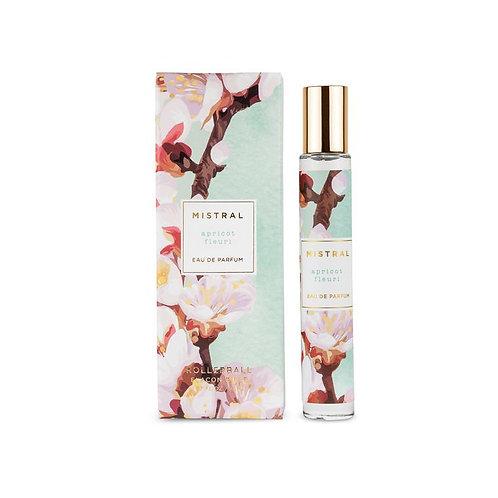 Mistral Exquisite florals Apricot Fleuri rollerball Eau de Parfum