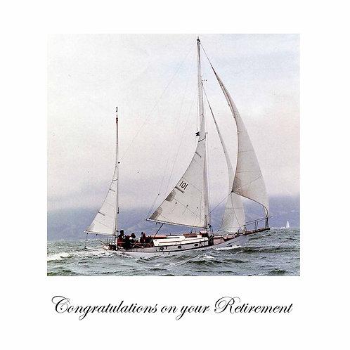 retirement - sailing