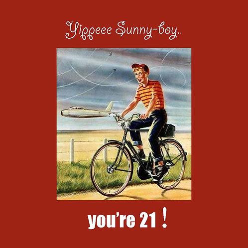 21st sunny boy