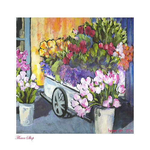flower shop - Helen Ott