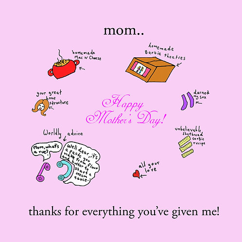 mother's day - mom stuff