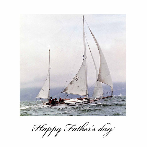 Father's day - sailing