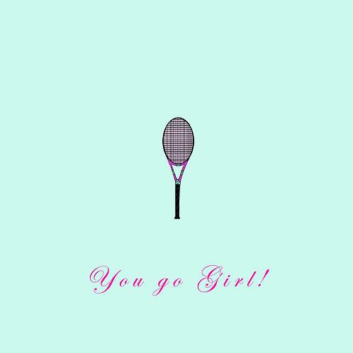 tennis - turquoise