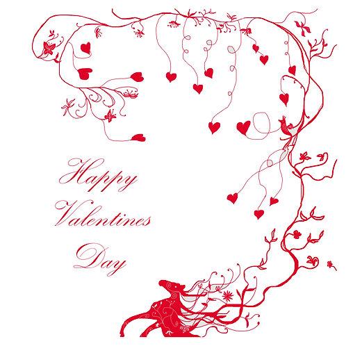 Valentines - Fantasy horse