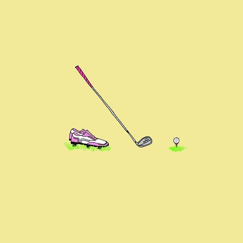 golf - yellow