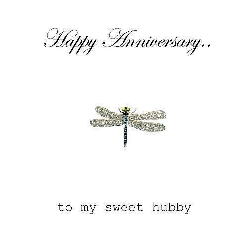 Ann. to spouse -dragonfly (sweet hubby)