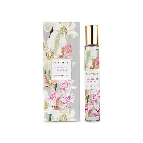 Mistral Exquisite florals Narcissus Tuberose rollerball Eau de Parfum
