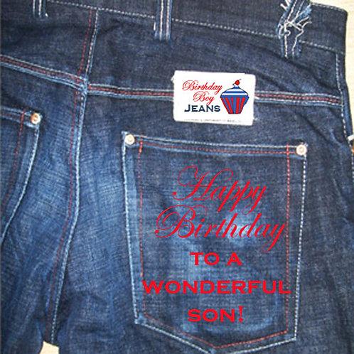 Son - jean pocket