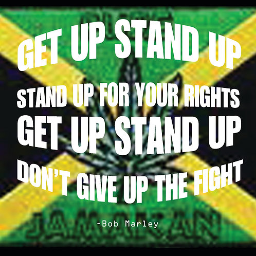Bob Marley - get up stand up (cannibus)