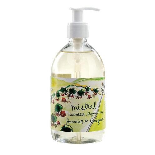 Pommier de grignon sur la route liquid hand soap