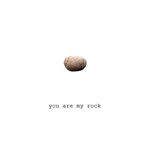 you are my rock